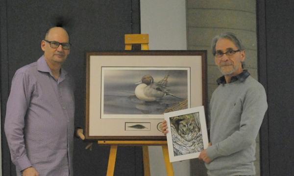 2e prix:   Alain Fiola